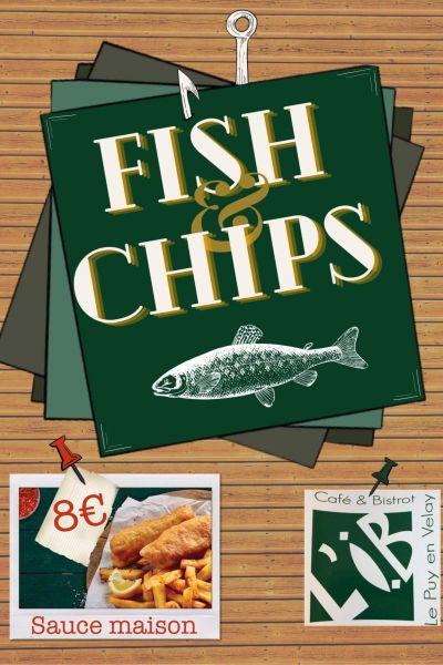 Fish & chip's